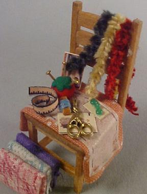 "tj32 1/2"" sewing chair"