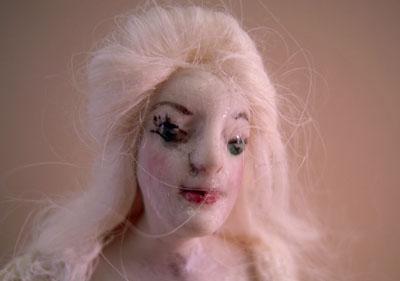 "Jan Smith 1"" Scale Sabrina Ghost Doll"