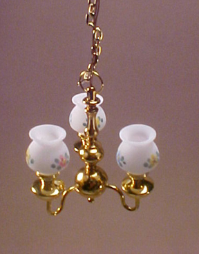 Three arm fancy hurricane chandelier 112 scale aloadofball Image collections
