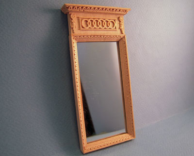 Bespaq Louis XVI Unfinished Console Mirror 1:12 scale