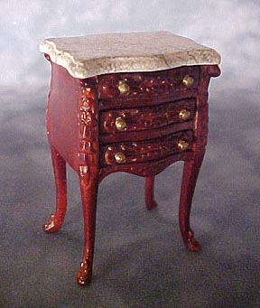 Bespaq Bombe Small Commode 1:12 scale