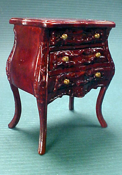 Bespaq Benoit Bombe Commode 1:12 scale