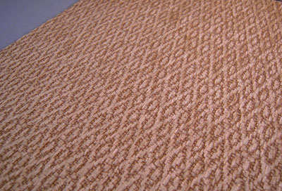 Miniature Miniscules Light Gold Textured Wall To Wall Carpet 1:12 scale