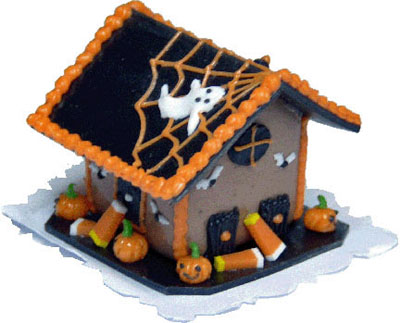 bright delights halloween gingerbread house 112