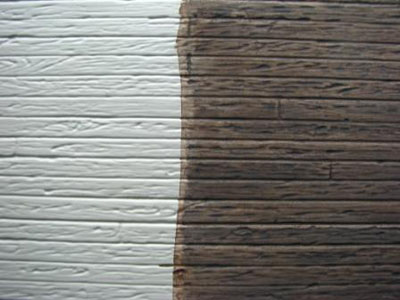 Miniature Log Cabin Siding 1:24 scale