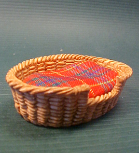 Small Pet Bed 1:12 scale