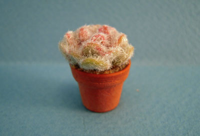 Bright deLights Potted Cholla Cactus 1:12 scale