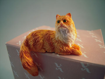 Persian Cat 1:12 scale
