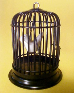 Bird Cage 1:12 scale