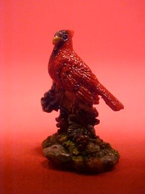 J Kendall Cardinal Figurine 1:12 scale