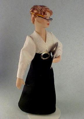 Cindy's Dollhouse Teacher 1:12 scale