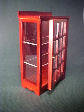Townsquare Display Cabinet 1:12 scale
