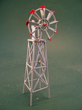 Darling Country Windmill 1:24 scale
