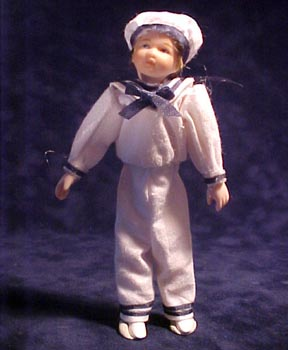 Townsquare Sailor Boy 1:12 scale