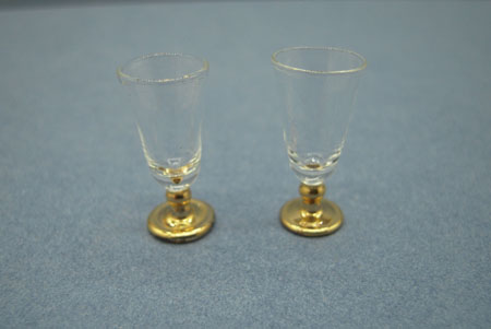 Falcon Golden Goblet Set 1:12 scale