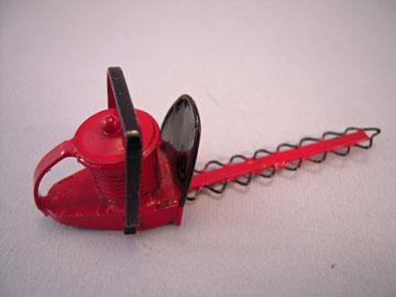 Garden Hedge Trimmers 1:12 scale