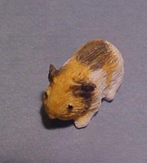 Falcon Miniature Guinea Pig 1:12 scale