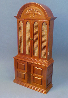 JBM Show Cabinet 1:12 scale