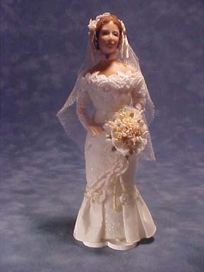 Jo Ann's Originals Bride 1:12 scale