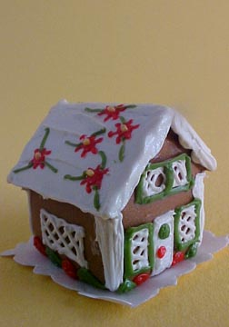 Bright deLights Gingerbread House 1:12 scale