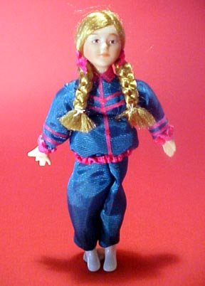 Townsquare Kate Doll 1:12 scale