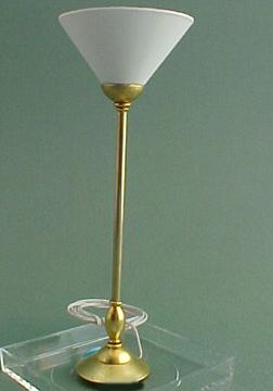 Torchere Floor Lamp 1:12 scale