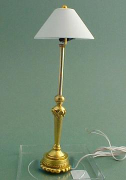 Victorian Floor Lamp 1:12 scale