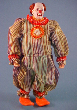 Marcia Backstrom Clown 1:12 scale