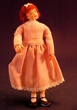 Marcia Backstrom Melissa Doll 1:12 scale