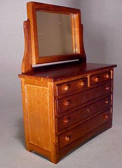 Townsquare Miniatures Mission Dresser 1:12 scale