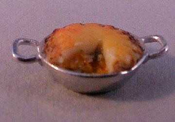 My Minis Chicken Pot Pie 1:24 scale