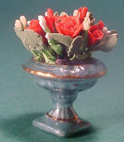 Reutter Rose Arrangement 1:12 scale