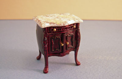 Bespaq Medium Bombe Table 1:24 scale