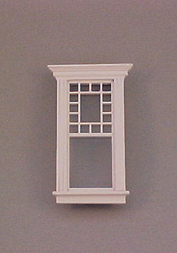 Majestic Mansions Atherton Decorated Single Window 1:24 scale