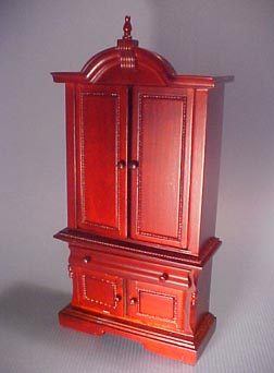 Sutter Street Entertainment Cabinet 1:12 scale