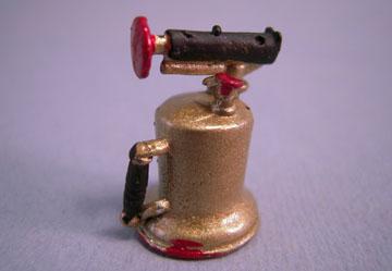 Sir Thomas Thumb Miniature Blow Torch 1:12 scale