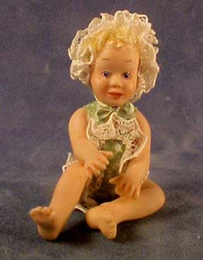 Jan Smith Baby LuLu 1:12 scale