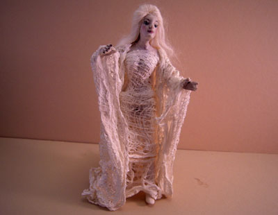 Jan Smith The Ghost Sabrina 1:12 scale
