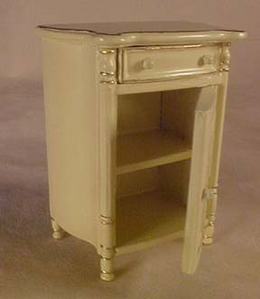 Bespaq Young Lady's Night Stand 1:12 scale