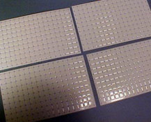 "1/2"" Scale Faux Tile Flooring"
