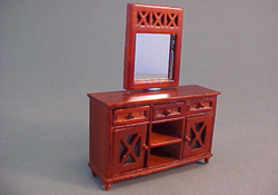 "Lee's Line 1/2"" Scale Miniature Spice Buffet Set"