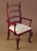 "Handley House 1"" Scale Arm Chair"