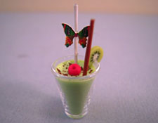 "1"" Scale Bright deLights Grasshopper Frozen Tropical Drink"