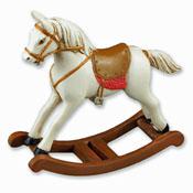Mountain Miniatures Child's Rocking Horse 1:12