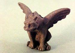"Serendipity 1"" Scale Miniature Gargoyle"