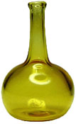 """1"""" Scale Bright deLights Large Glass Yellow Onion Jar"""