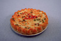 "1"" Scale Bright deLights Quiche"