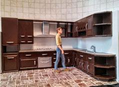 MBS Kitchen Set Kit 1:24