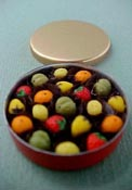 "Lola Originals 1"" Scale Tin Of Marzipan"