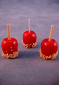 "1"" Scale Candy Apples"